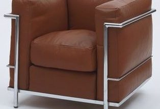 Le Corbusier LC2 Grand Confort Armchair