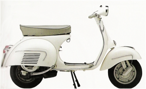 Vespa - the much loved Italian icon