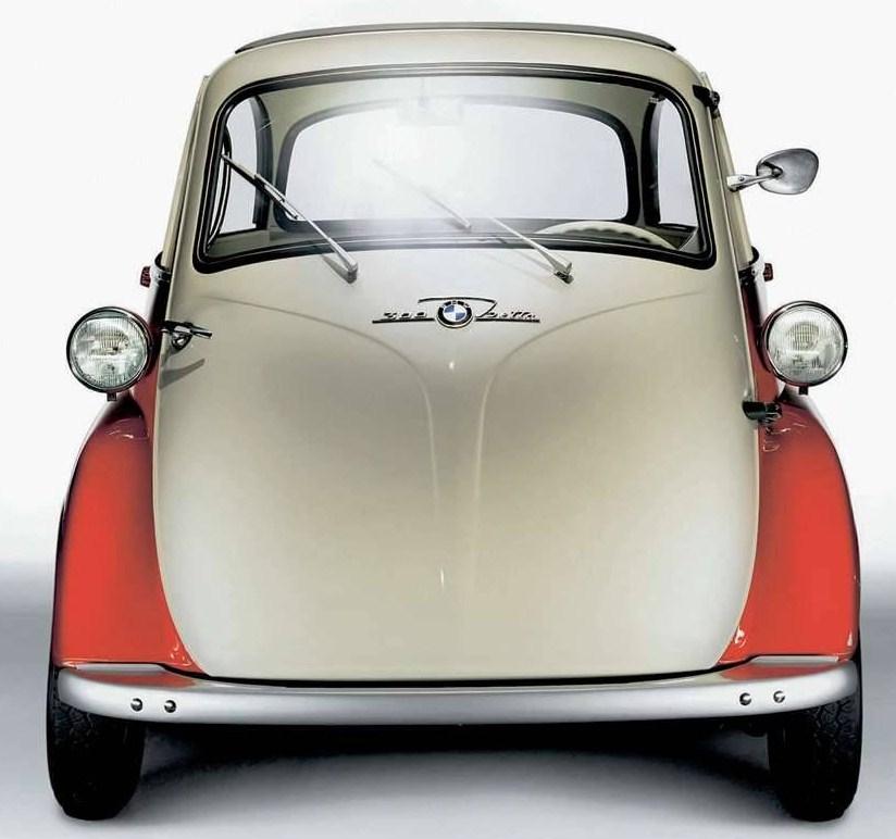 Isetta Microcar