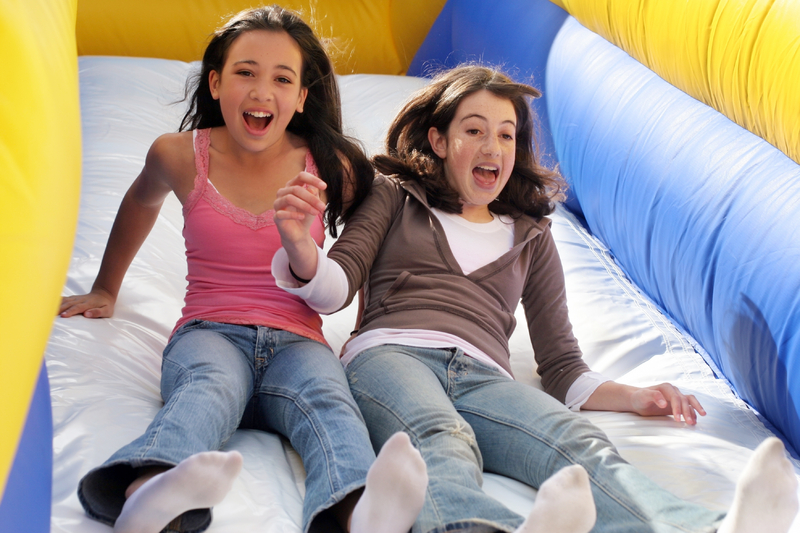 Bouncy Castle fun throughout the North West