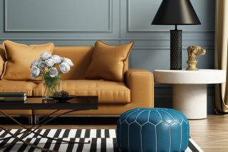The easy way to choose an interior colour scheme
