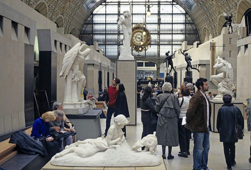 Musée D'Orsay, Paris - Escorted Coach Tours